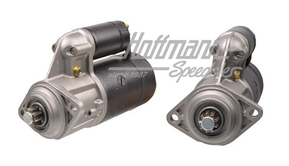 Starter motor, 12 Volt, automatic, Bosch