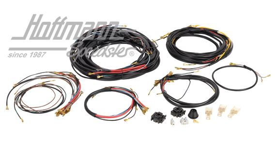 Wiring harness, complete, Bus T1, 60-63 on vw wiring harness diagram, vw wire harness, honda accord wiring harness, vw trike wiring harness, vw bus ignition wiring, camper wiring harness, volkswagen type 3 wiring harness, vw thing wiring harness, vw bus alternator wiring, vw engine wiring harness, volkswagen beetle wiring harness, motorcycle wiring harness, pontiac bonneville wiring harness, trailer wiring harness, kia sportage wiring harness, vintage vw wiring harness, vw wiring harness kits, off road wiring harness, porsche wiring harness, dodge challenger wiring harness,